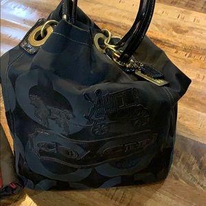 Coach Limited edition duffel bag
